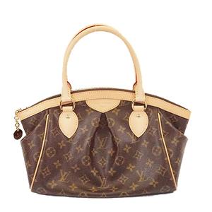Auth Louis Vuitton Monogram TivoliPM M40143 Women's Handbag