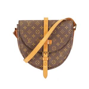 Auth Louis Vuitton Monogram Chantilly M51232 Women's Shoulder Bag