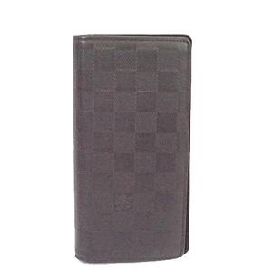 ルイヴィトン 長財布  ダミエアンフィニ ポルトフォイユブラザ N63318 アストラル