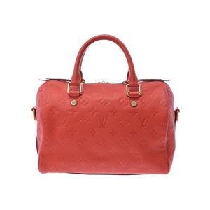 ルイ・ヴィトン(Louis Vuitton) ルイヴィトン アンプラント スピーディバンドリエール25 オリアン M40758 レディース 本革 2WAYハンドバッグ ABランク LOUIS VUITTON 中古 銀蔵