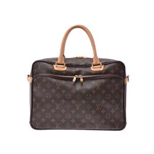 ルイ・ヴィトン(Louis Vuitton) ルイヴィトン モノグラム イカール ブラウン M23252 メンズ レディース 本革 バッグ Bランク LOUIS VUITTON ストラップ 中古 銀蔵