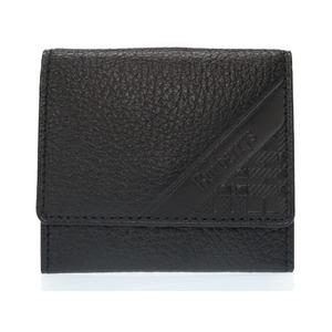 Burberry's Burberrys Vintage Coin Case Leather Black 0336 BURBERRYS Men