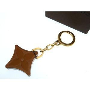 Louis Vuitton key ring Brown LV 0215 LOUIS VUITTON Women's
