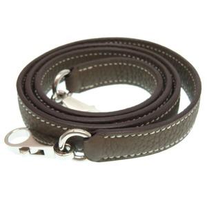 Hermes Kelly shoulder strap bag Triill Clemence etoop 0206 HERMES Women's