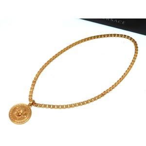 808c8fb95c6 Versace Medusa Necklace Accessory GP   Gold 0157 VERSACE Men s