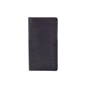 ルイ・ヴィトン(Louis Vuitton) ルイヴィトン エピ ポルトカルトクレディ 黒 M63212 メンズ 本革 マチ付札入れ Bランク LOUIS VUITTON 中古 銀蔵
