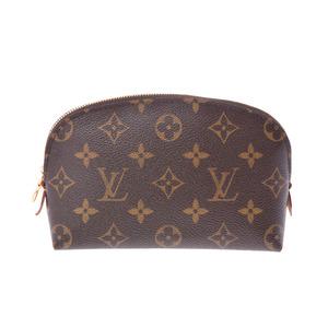 ルイ・ヴィトン(Louis Vuitton) ルイヴィトン モノグラム ポシェットコスメティック ブラウン M47515 レディース 化粧ポーチ ABランク LOUIS VUITTON 中古 銀蔵
