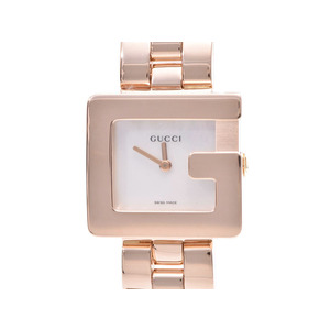 GUCCI MOP Dial 18K Gold Quartz Ladies Watch 3600L