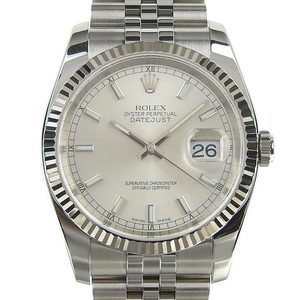 Authentic ROLEX Rolex Datejust Mens Automatic Watch Model Number: 116234 D Series