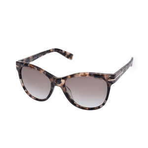 Trussardi sunglasses black series / marble style TR12882 HV Men's ladies new goods TRUSSARDI with case Ginza