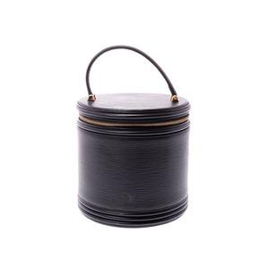 ルイ・ヴィトン(Louis Vuitton) ルイヴィトン エピ カンヌ 黒 M48032 レディース 本革 ハンドバッグ ABランク LOUIS VUITTON 中古 銀蔵