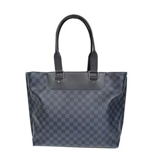Louis Vuitton LV Damier · Cobalt Cover Voyage Yet N41397 Handbag LOUIS VUITTON