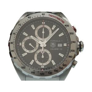 TAG Heuer Formula 1 chronograph CAZ 2010 - 0 Automatic watch Black black letter board 0016TAG HEUER Men's