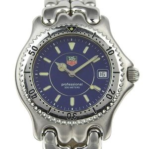Genuine TAG Heuer Professional Mens Automatic Watch Model Number: WG111A