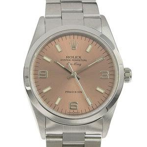 Real ROLEX Rolex Air Men's Automatic Watch Model No .: 14000 U
