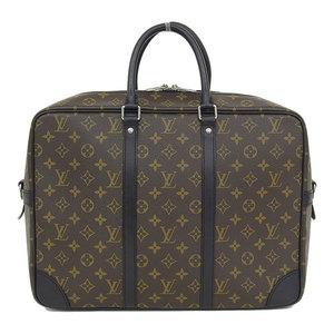 Authentic Louis Vuitton McA Server Porto Documento Voyage GM 2way Briefcase Model Number: M40224 Bag Leather