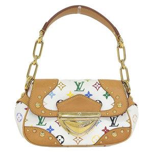 Genuine Louis Vuitton Monogram Multi Marilyn Handbag Bron Item number: M40127 Bag Leather