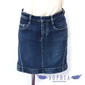 Louis Vuitton denim skirt size 3420181221