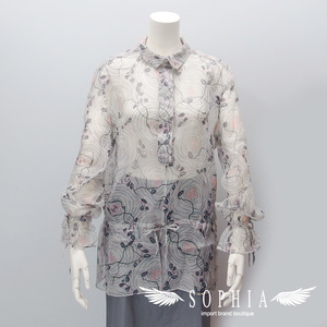 Chanel 12P silk blouse size 3820190111