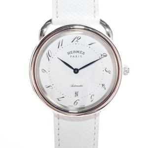 Hermes Arceau Automatic Stainless Steel Men's Fashion Watch AR7.710