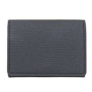 f8b4240d234e9 Genuine article LOUIS VUITTON Louis Vuitton Epiphan Cult de Wig Card Case  Noir
