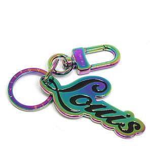 LOUIS VUITTON Louis Vuitton Portuguese Rui Key ring M63634 multi color