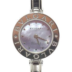 BVLGARI Bvlgari Ladies Watch Be Zero One Bangle BZ22S Blue Shell Dial