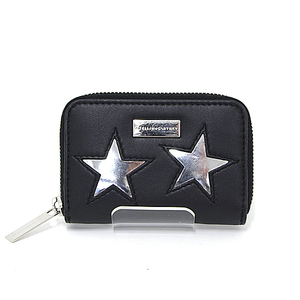 Stella McCartney coin purse sm-431022w9968-1000 Black A rank