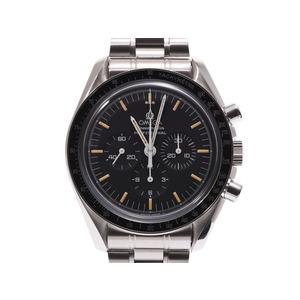 オメガ スピードマスター プロフェッショナル 黒文字盤 3592.5 メンズ SS 手巻き 腕時計 裏スケ Aランク OMEGA 中古 銀蔵