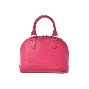 af077c8e2016 Louis Vuitton Epi Alma BB Freesia M53357 Ladies 2 WAY Handbag AB Rank LOUIS  VUITTON Used