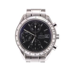 オメガ スピードマスター クロノグラフ 黒文字盤 3513.50 メンズ SS 自動巻 腕時計 ABランク OMEGA ギャラ 中古 銀蔵
