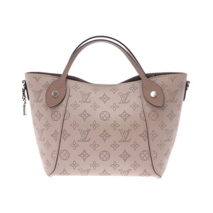 Louis Vuitton Mahina Hina PM Galle M54351 Women's Leather 2 Way Handbags Unused LOUIS VUITTON Used Ginza with Pouch Strap