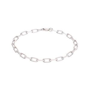 Cartier Spartacus Bracelet Men's Women's WG 14.4 g A Rank 美 品 CARTIER Used silver storage