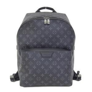 Authentic Louis Vuitton Monogram Eclipse Apollo Backpack Model: M43186 Bag Leather