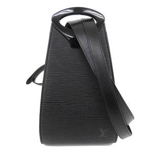 Genuine article LOUIS VUITTON Louis Vuitton epi mini shoulder bag model number: M52392 leather
