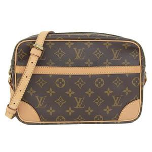 Genuine Louis Vuitton Monogram Trocadero Shoulder Bag Model: M51274 Leather