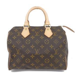 Genuine LOUIS VUITTON Louis Vuitton Monogram Speedy 25 Model number: M41109 Bag leather