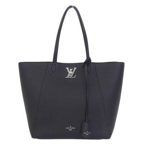 Genuine Louis Vuitton Rockmy Kaba Tote Bag Black Noir Model: M42291 Leather