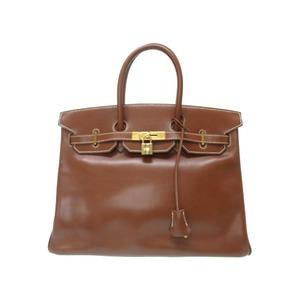 Hermes Birkin 35 Rise Noazette Handbag □ G Marking 0038 HERMES