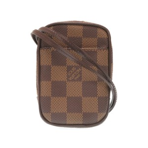Like new As Louis Vuitton Damier Etui Okapi PM N61738 Pouch Digital Camera Case LV 0246 LOUIS VUITTON