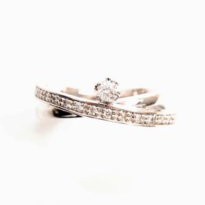 4°C White Gold (18K) Diamond Eternity Ring White Gold