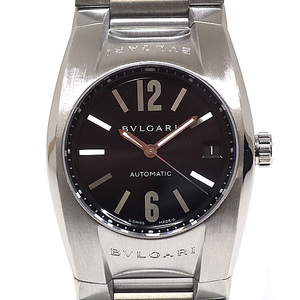 BVLGARI Bvlgari Men's Watch Ergon EG 35S Black (Black) Dial Automatic Winding
