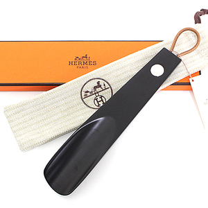 HERMES Hermes Wood · Serie Shoehorn Mallon A rank