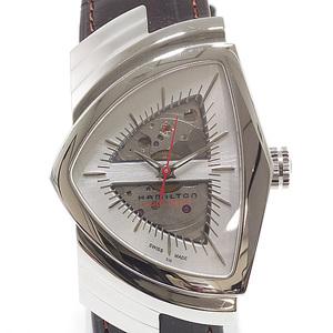 HAMILTON Hamilton Men's Watch Ventura H24515551 Automatic winding silver dial