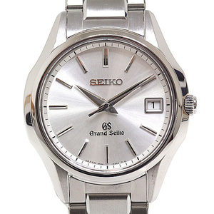 SEIKO Seiko men's watch Grand SBGV 013 Silver dial Quartz