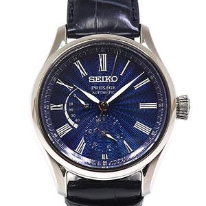 SEIKO Seiko Men's Watch Presage SARW 039 World Limited 2500 Cloisonne Dial (Blue) Automatic Winding