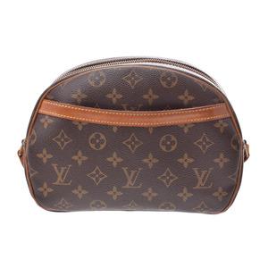 ルイ・ヴィトン(Louis Vuitton) ルイヴィトン モノグラム ブロワ ブラウン M51221 レディース 本革 ショルダーバッグ Bランク LOUIS VUITTON 中古 銀蔵