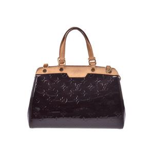 ルイ・ヴィトン(Louis Vuitton) ルイヴィトン ヴェルニ ブレアPM アラマント M91622 レディース 2WAYバッグ Cランク LOUIS VUITTON ストラップ 中古 銀蔵