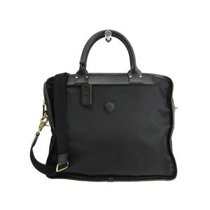 FELISI Briefcase Nylon/Leather Black 1725