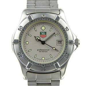 Genuine TAG HEUER Heuer Professional Men's Quartz 962.213 R